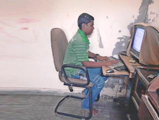 Computer for Shantanu