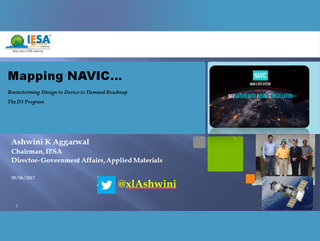 Navigating NAVIC …an Indian GPS for India..