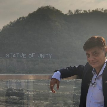 Statute of Unity-a tribute to a nation-builder