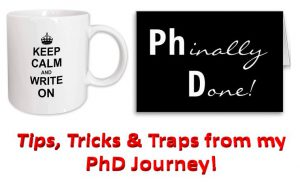 Cross-Eyed PhD: Memoirs of a PhD Survivor..