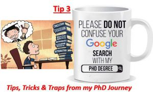 Cross-Eyed PhD: Tip 3- The Literature Review