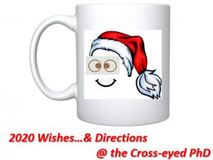 Cross-Eyed PhD: X'mas Revelations