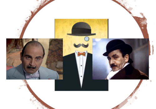 11. 100 years of Hercules Poirot! A tribute to Agatha Christie