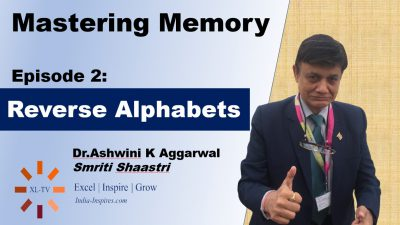 SS2: Reciting Reverse Alphabets from Memory!