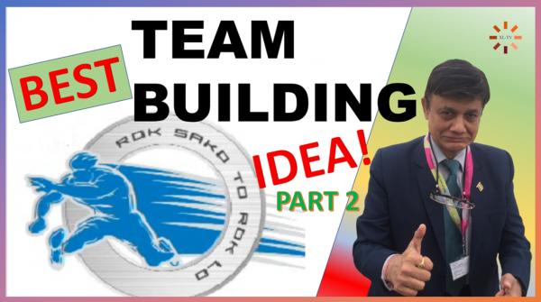 Rok Sako to Rok Lo! Fun Team-Building Activity Part 2