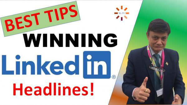 Fast-Charge your Linkedin Profile with these HEADLINE TIPS!