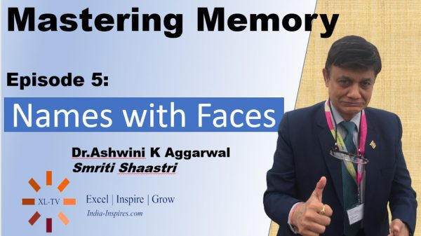 SS5: How to remember Names with Faces for easy recall